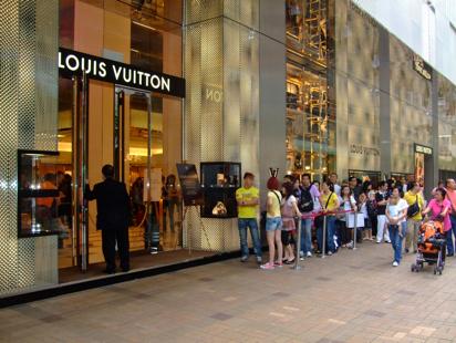 HK recession